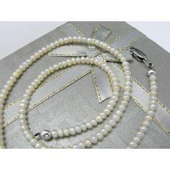 фото Ожерелье из мелкого жемчуга