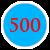 500 =500 грн