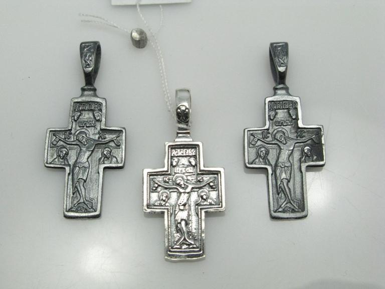 Фото потемневшие кресты
