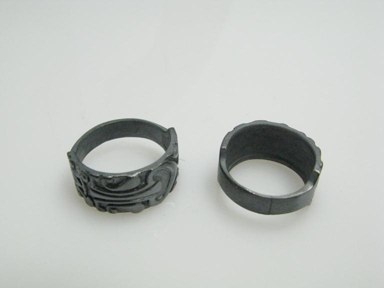 Фото Потемневшие кольца